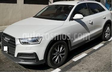 Audi Q3 S Line (150 hp) usado (2018) color Blanco precio $420,000