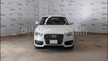 Audi Q3 Luxury (170 hp) usado (2015) color Blanco Glaciar precio $260,000