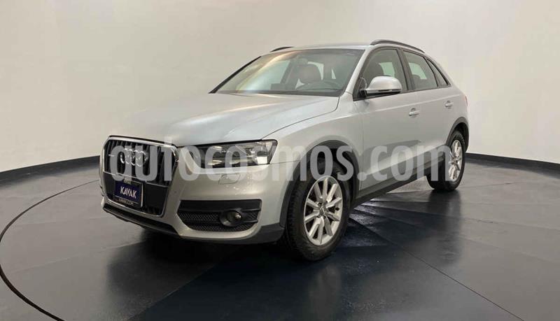Audi Q3 Trendy usado (2013) color Plata precio $249,999