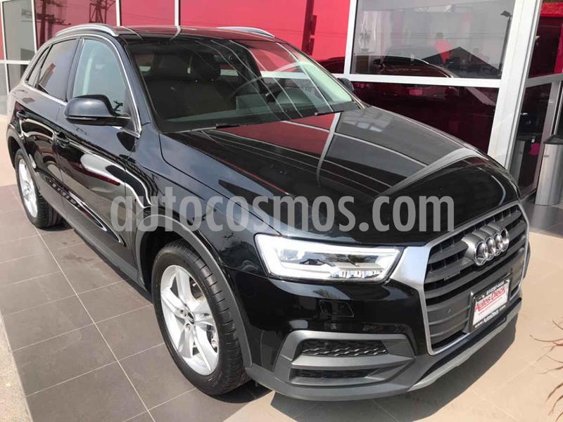 Audi Q3 Elite (220Hp) usado (2017) color Negro precio $419,000