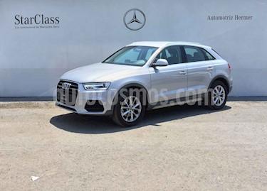 Audi Q3 5p Luxury L4/2.0/220/T Aut usado (2016) color Plata precio $329,900