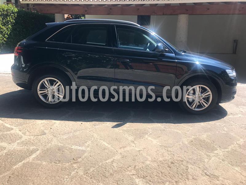 Audi Q3 Luxury (170 hp) usado (2014) color Azul Cobalto precio $265,000