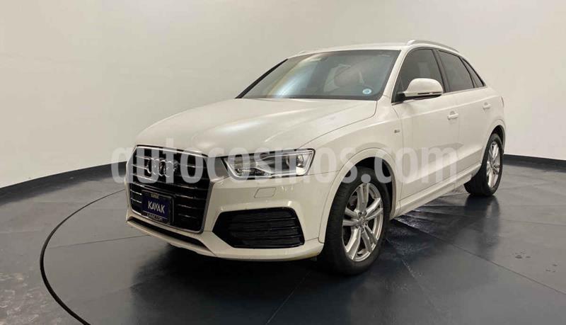 Audi Q3 S Line (170 hp) usado (2016) color Blanco precio $372,999