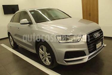 Audi Q3 5p S Line L4/2.0/220/T Aut usado (2017) color Plata precio $429,000