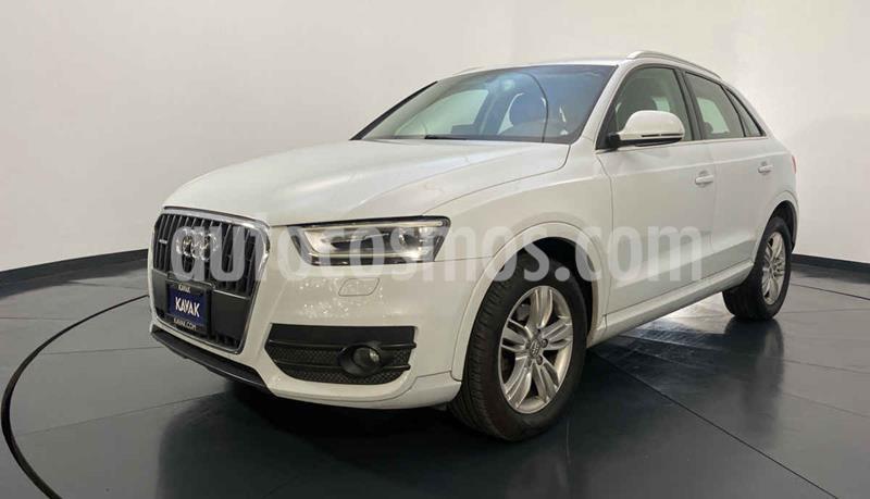 Audi Q3 Luxury usado (2013) color Blanco precio $254,999