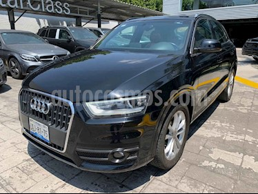 Audi Q3 5p Q3 Elite 2.0 usado (2013) color Negro precio $285,000