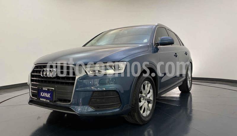 Audi Q3 Elite (180 hp) usado (2017) color Azul precio $339,999