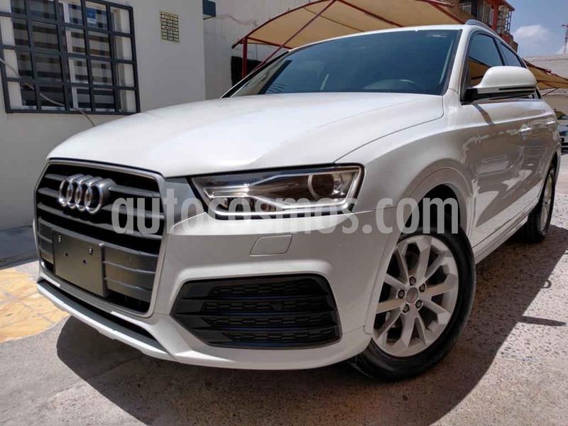 Audi Q3 Select (150 hp) usado (2018) color Blanco precio $395,000
