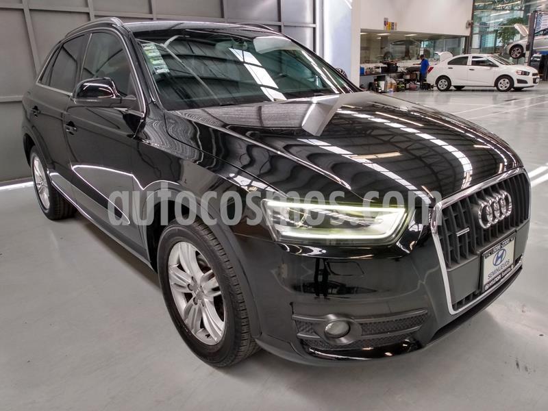 Audi Q3 Luxury (170 hp) usado (2015) color Negro precio $268,900