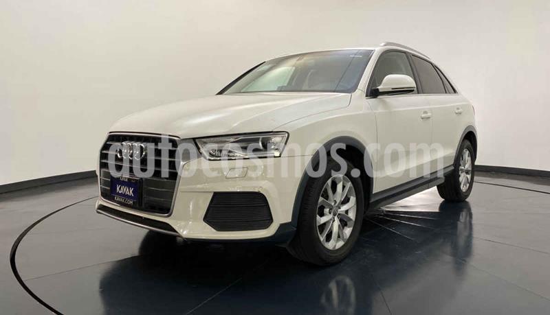 Audi Q3 Luxury usado (2016) color Blanco precio $332,999