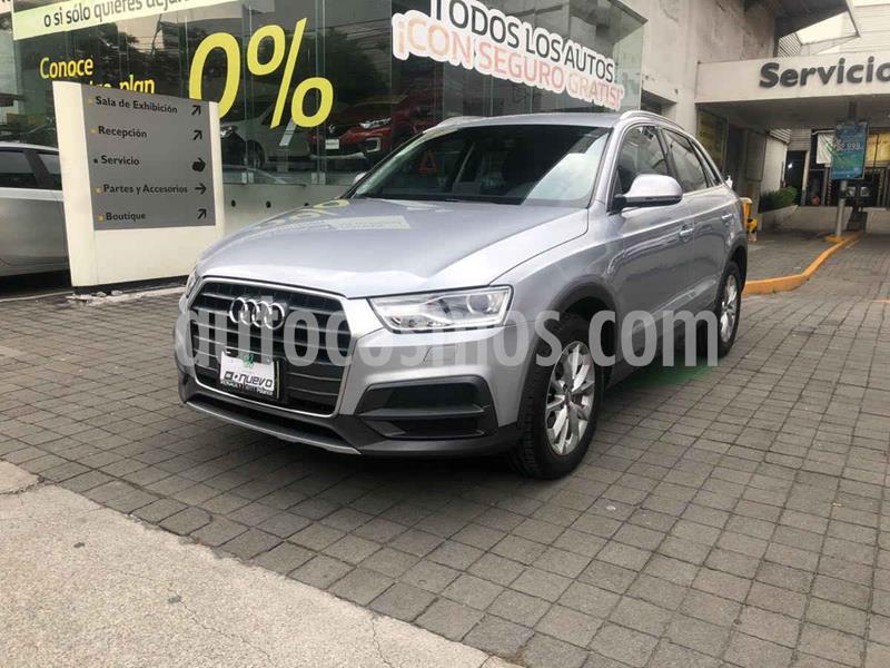 Audi Q3 Luxury usado (2017) color Gris precio $349,000