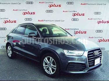 Audi Q3 5p S Line L4/2.0/180/T Aut usado (2016) color Gris precio $330,000