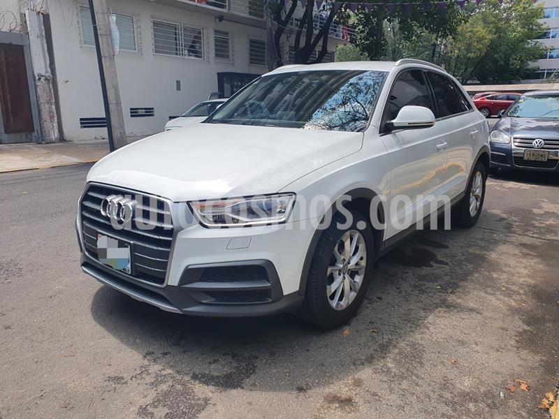 Audi Q3 Select (180 hp) usado (2018) color Blanco Glaciar precio $415,000