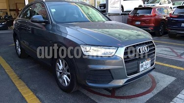 Audi Q3 5P LUXURY 180 HP S TRONIC RA-17 QUATTRO usado (2017) color Gris precio $357,000