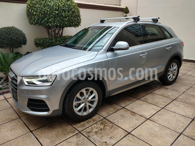 Audi Q3 Luxury (220Hp) usado (2016) color Plata Hielo precio $308,000
