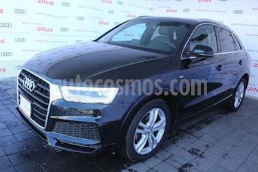 Audi Q3 5p S Line L4/2.0/220/T Aut usado (2017) color Negro precio $415,000