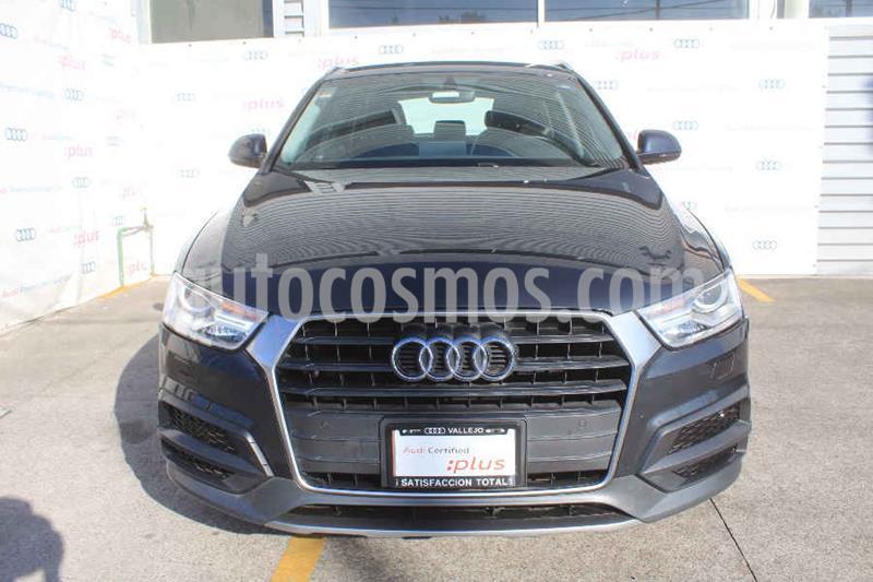 Audi Q3 Select (150 hp) usado (2018) color Gris precio $385,000
