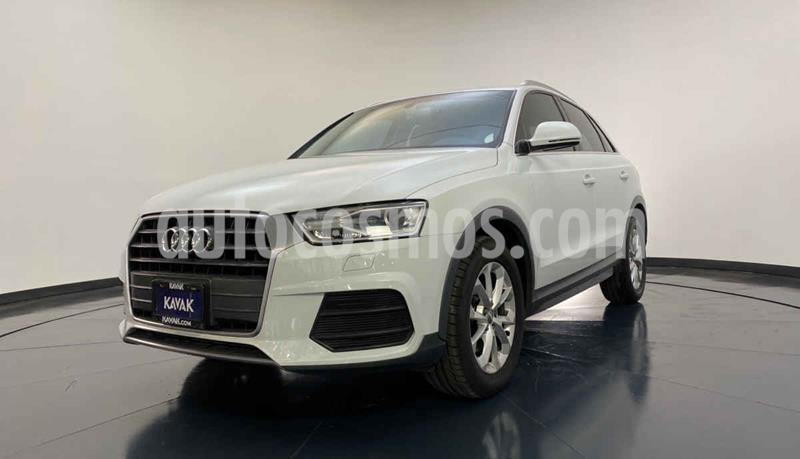 Audi Q3 Elite (180 hp) usado (2017) color Blanco precio $339,999