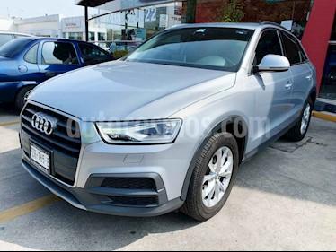 Audi Q3 5p Select L4/1.4/T Aut usado (2018) color Plata precio $420,000