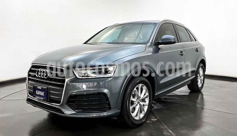 Audi Q3 Select (180 hp) usado (2018) color Gris precio $452,999