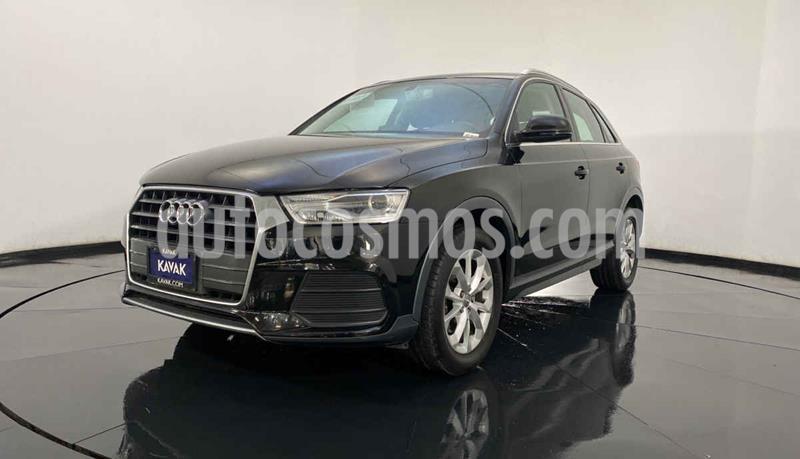 Audi Q3 Luxury usado (2016) color Negro precio $332,999
