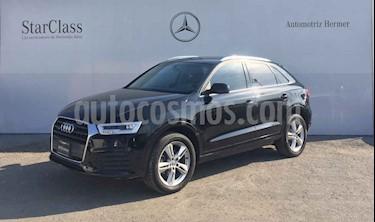 Audi Q3 5p Elite L4/2.0/180/T Aut usado (2018) color Negro precio $519,900