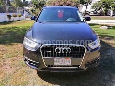 Audi Q3 Trendy usado (2014) color Negro precio $257,010