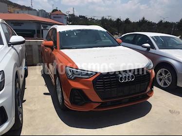 Audi Q3 35 TFSI S Line nuevo color Naranja precio $715,900
