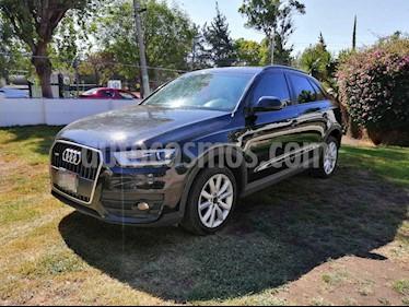 Audi Q3 Trendy usado (2014) color Negro precio $257,000