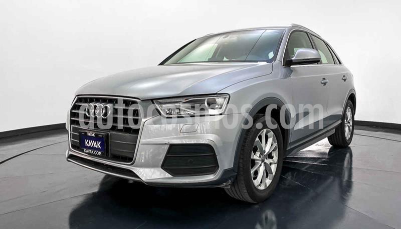 Audi Q3 Elite (180 hp) usado (2017) color Gris precio $339,999