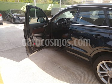 Audi Q3 Elite (180 hp) usado (2014) color Azul Cobalto precio $260,000