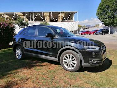 Audi Q3 Trendy usado (2014) color Negro precio $257,001