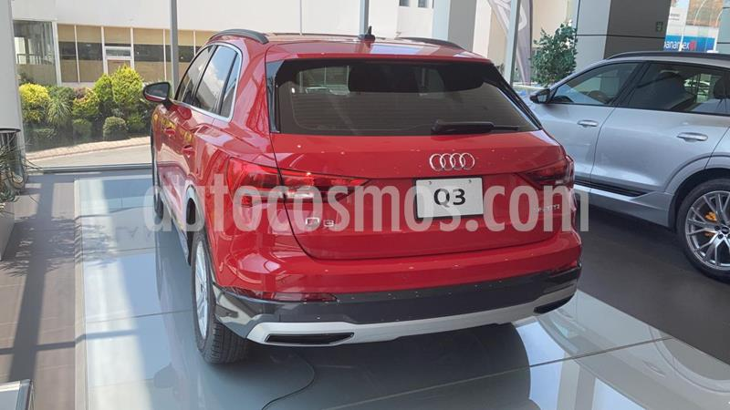 Audi Q3 35 TFSI Dynamic nuevo color Rojo precio $599,900