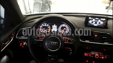 Audi Q3 S Line (150 hp) usado (2014) color Gris Oscuro precio $230,000