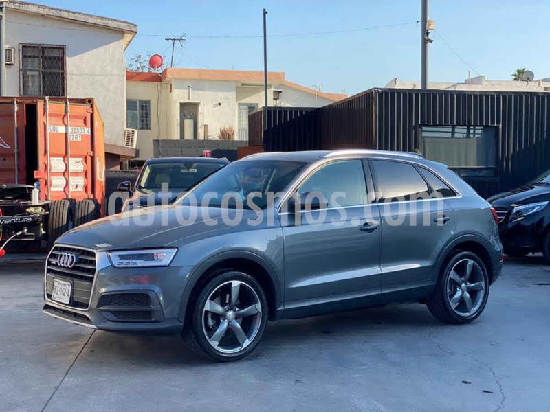 Audi Q3 Elite (180 hp) usado (2017) color Plata precio $439,800