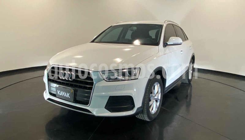 Audi Q3 Luxury usado (2016) color Blanco precio $339,999