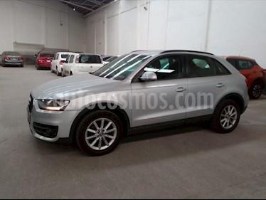 Audi Q3 Trendy (170 hp) usado (2013) color Plata precio $239,000