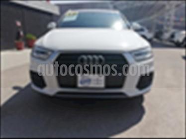 Audi Q3 Q3 1.4 TFSI 150 HP LUXURY usado (2016) color Blanco precio $335,000