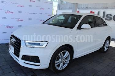 Foto venta Auto usado Audi Q3 S Line (150 hp) (2018) color Blanco precio $515,000