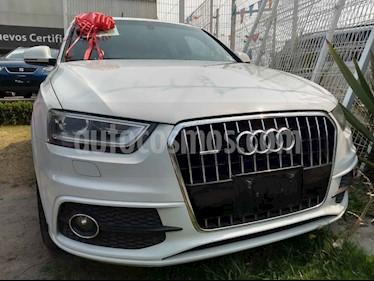 Foto venta Auto usado Audi Q3 S Line (170 hp) (2014) color Blanco precio $275,000