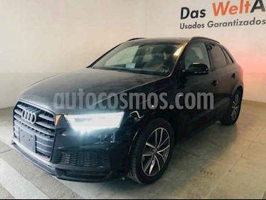 Foto venta Auto usado Audi Q3 S Line (170 hp) (2018) color Negro precio $490,912