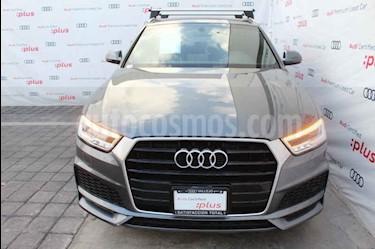 Foto venta Auto usado Audi Q3 S Line (170 hp) (2018) color Gris precio $450,000