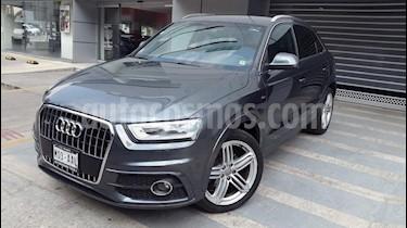 Foto venta Auto Seminuevo Audi Q3 S Line (170 hp) (2015) color Gris precio $365,000