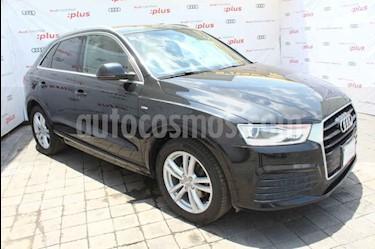 Foto Audi Q3 S Line (170 hp) usado (2016) color Negro precio $325,000