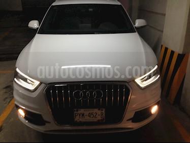 Foto venta Auto usado Audi Q3 S Line (180 hp) (2013) color Blanco Glaciar precio $260,000