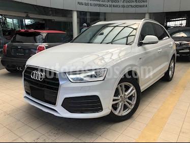 Foto venta Auto usado Audi Q3 S Line (180 hp) (2016) color Blanco precio $350,000