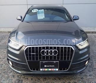 Foto venta Auto usado Audi Q3 S Line (211Hp) (2013) color Gris Oscuro precio $270,000