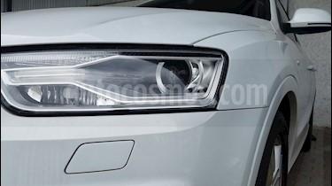Foto Audi Q3 S-Line usado (2016) color Blanco Amalfi precio $325,000