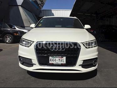 Foto venta Auto Seminuevo Audi Q3 S-Line (2013) color Blanco precio $275,000