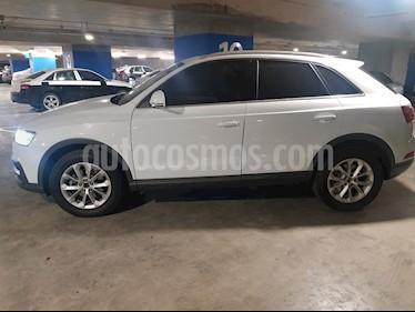 Foto Audi Q3 Select (150 hp) usado (2018) color Blanco Glaciar precio $537,900